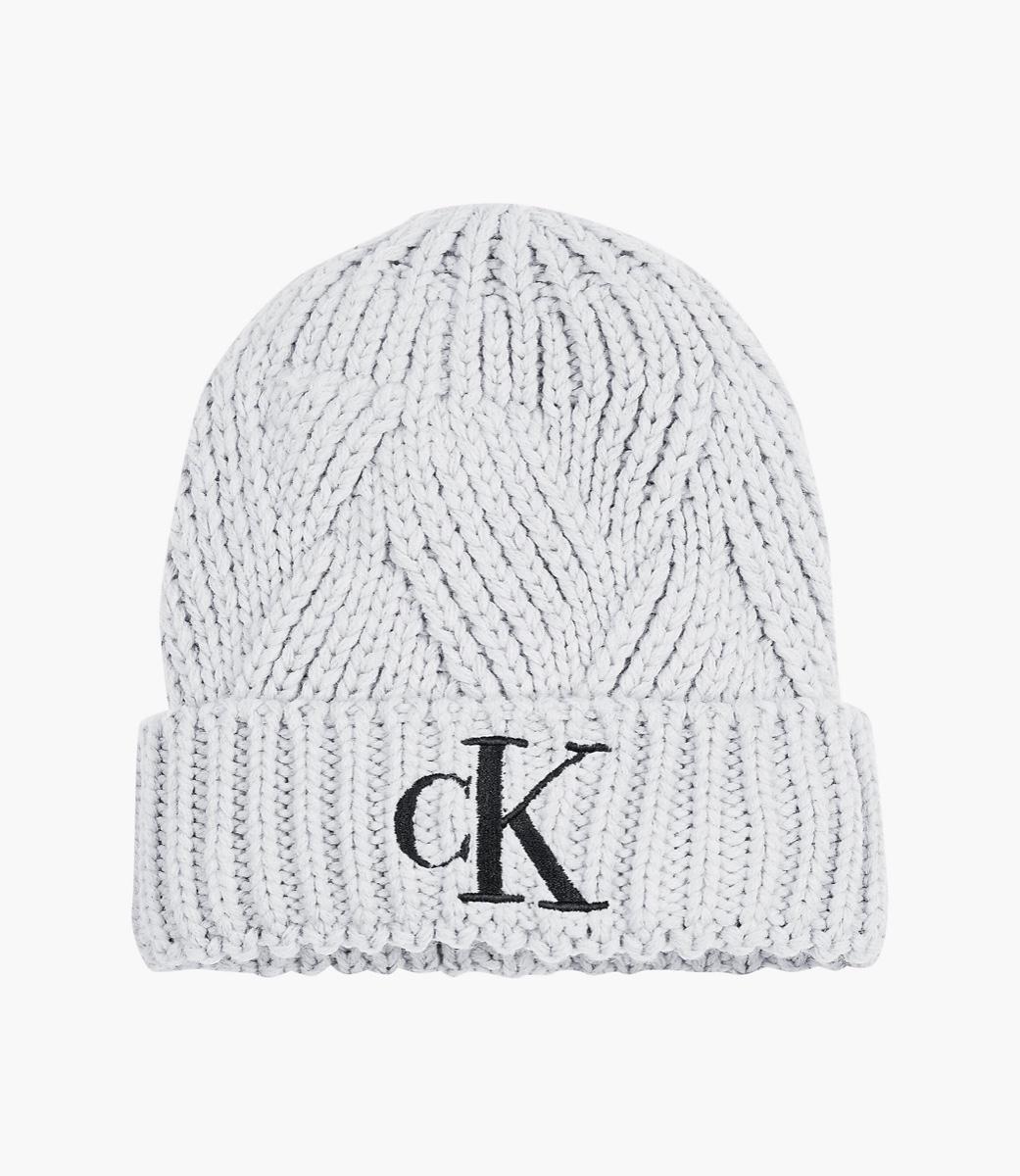 CK כובע סריג