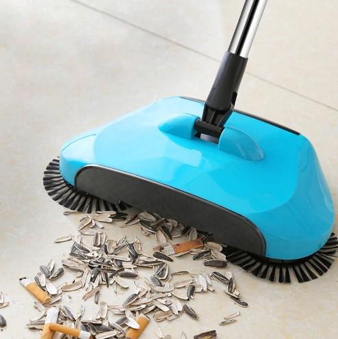 מטאטא הפלא - בעל פעולת האיסוף מתאים לכל הרצפות