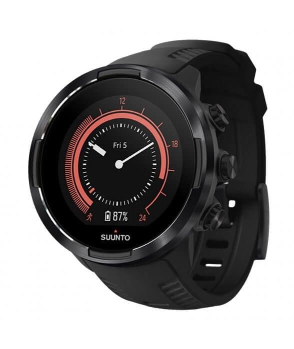 שעון דופק Suunto 9 Baro Black