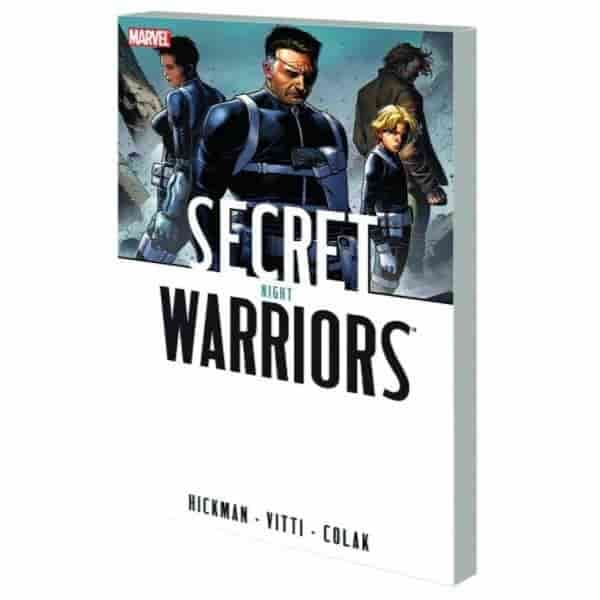 SECRET WARRIORS TP VOL 05