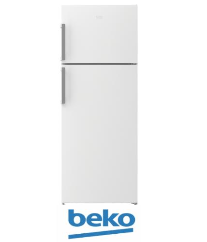 beko מקרר מקפיא עליון דגם RDNE455K01W