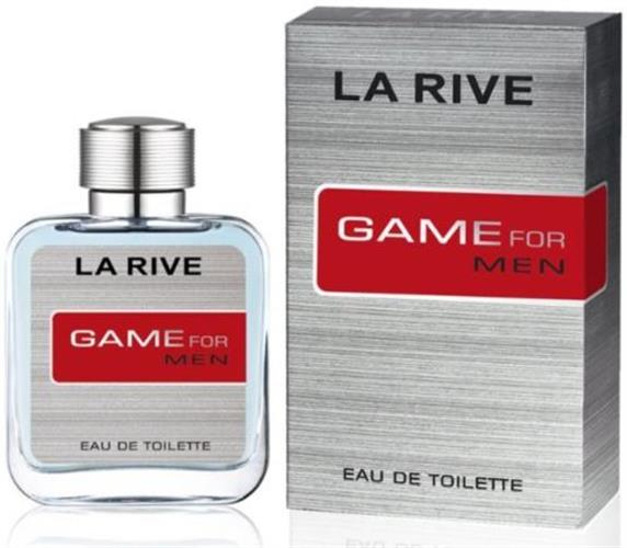 La Rive Game For Men Perfume EDT 90ml 3.0oz Brand New