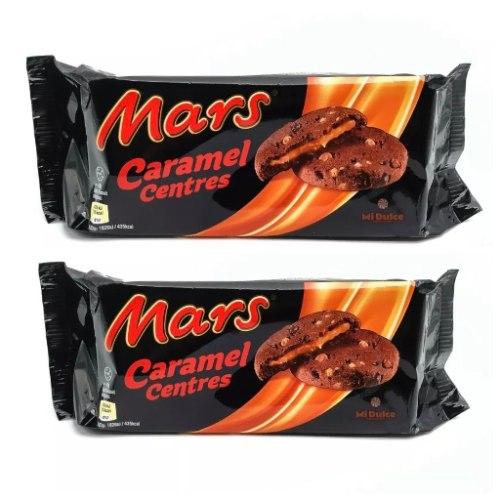 Mars Caramel cookies ,זוג מארזים!!