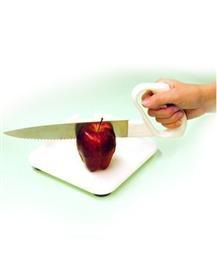 סכין עם ידית אחיזה