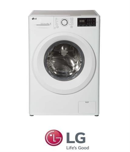"LG מכונת כביסה 8 ק""ג דגם F0812WW"