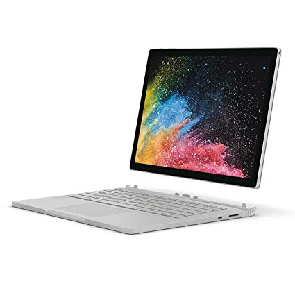 טאבלט Microsoft Surface Book 2 Core i7 512GB SSD 16GB RAM NVIDIA GeForce 6GB מיקרוסופט