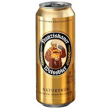 פחית בירה פרנסיסקאנר 500 מ״ל