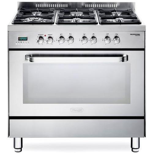 תנור משולב כיריים Delonghi NDS979X דה לונגי