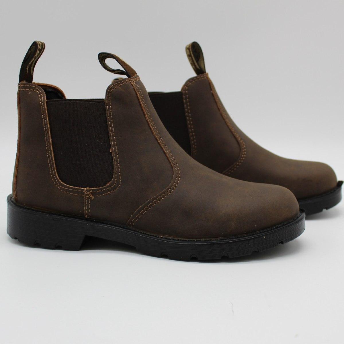מגפיים לגבר סטון BROWN
