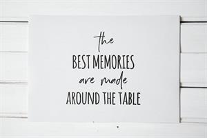 פלייסמט BEST MEMORIES