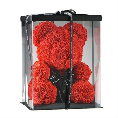 דובי פרחים מקט 0095