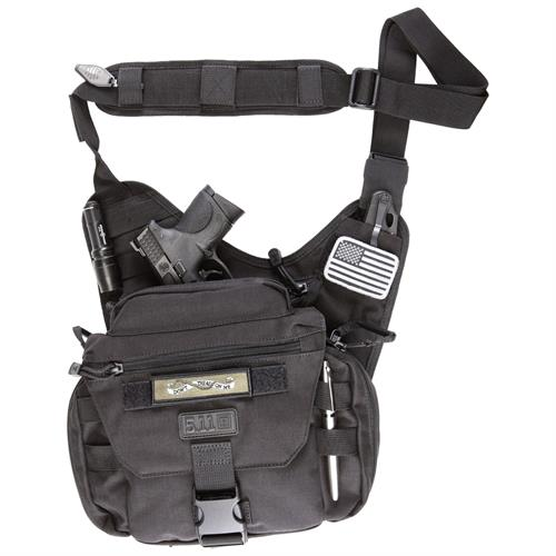תיק טקטי 5.11 56037 PUSH PACK BLACK