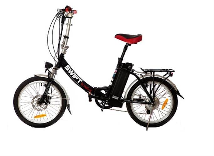 אופניים חשמליים SWIFT FREEGO UK