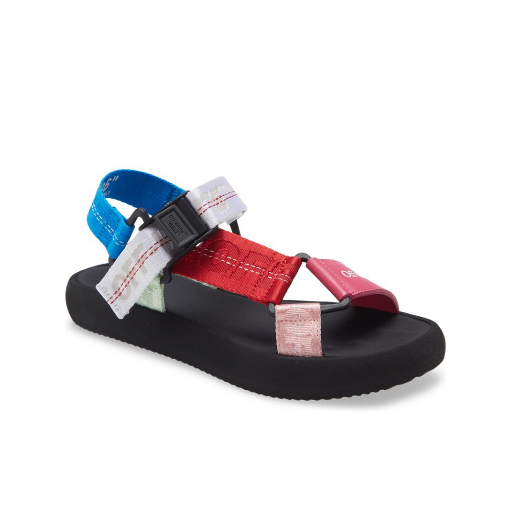 Off White Trek Sandals