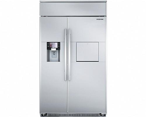 מקרר SBS דלת ליד דלת Samsung RS757LHQESR