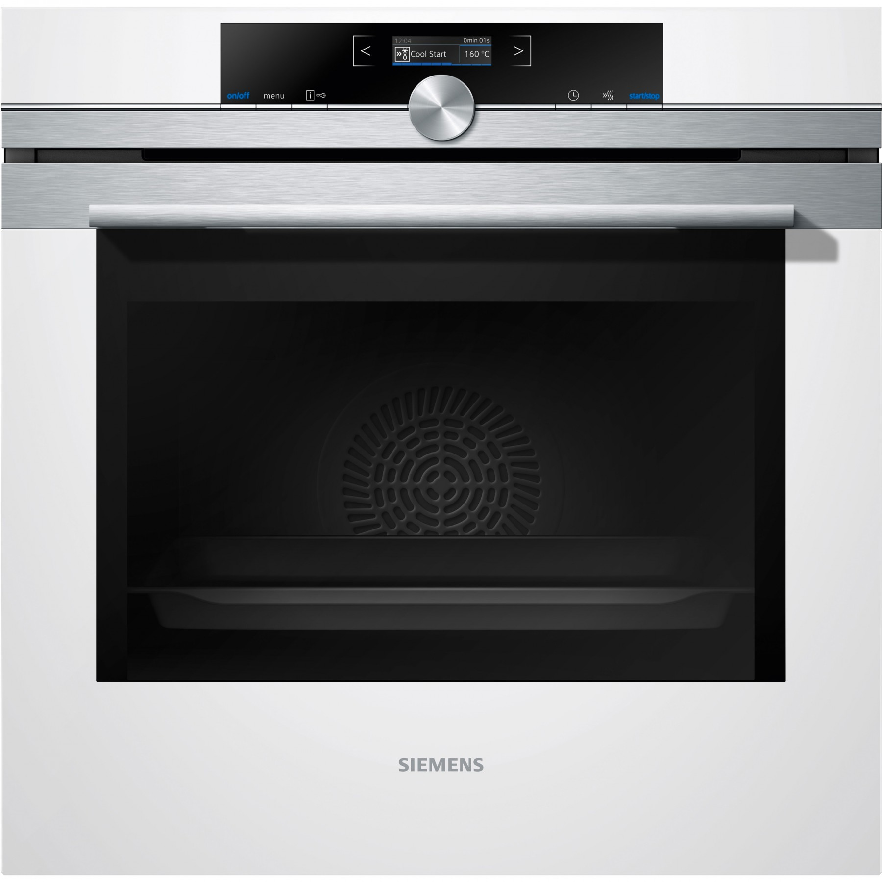 תנור אפייה Siemens HB634GBW1 סימנס