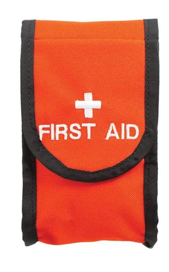 תיק עזרה ראשונה לרתמה (ללא תכולה)