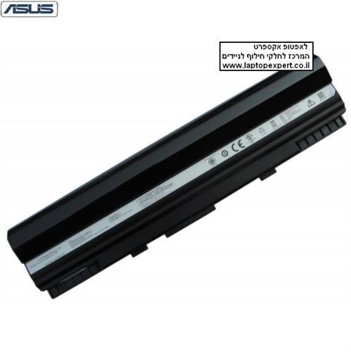 סוללה מקורית למחשב נייד אסוס ASUS A31-UL20 , A32-UL20 Eee PC 1201 1201HA 1201N UL20 UL20A UL20G PRO23 - 90-NX62B2000Y