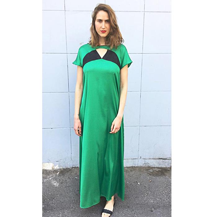 שמלת סטאר שיין ירוקה