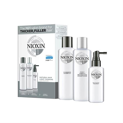 Nioxin System Kit 1 מארז טיפול לשיער