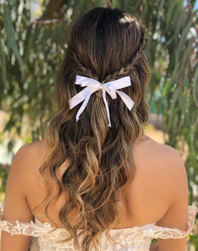 פפיון ליב לשיער