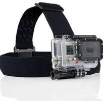 רצועת ראש ל GOPRO ומצלמות אקסטרים- ג'יפר