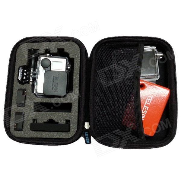 תיק נשיאה קטן למצלמות GOPRO במבצע- ג׳יפר