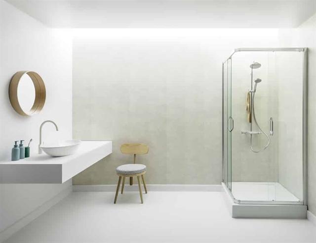 חיפוי קירות פולימרי 100% עמיד במים Kerradeco דגם ''DESERT SEND''