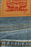 מכנס גינס בהיר LEVIS מידות 1-7 שנים