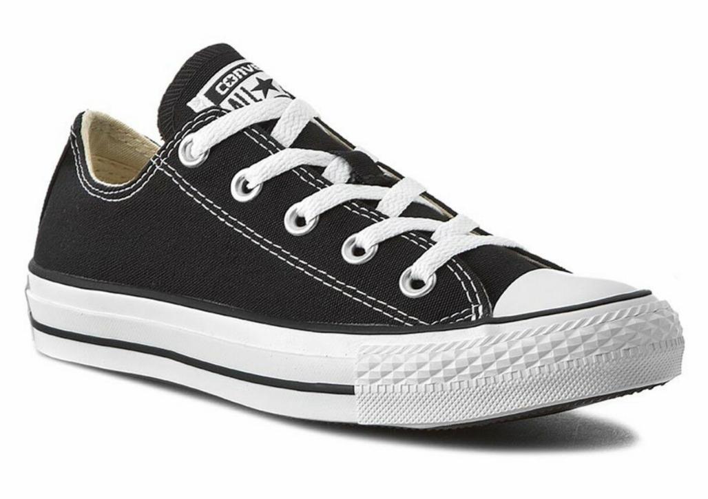נעלי CONVERSE אולסטאר סניקרס שחור נמוך יוניסקס