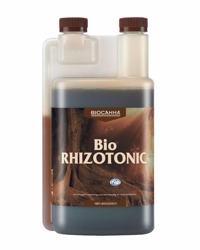 דשן אורגני קאנה Canna Bio Rhizotonic 250 ml
