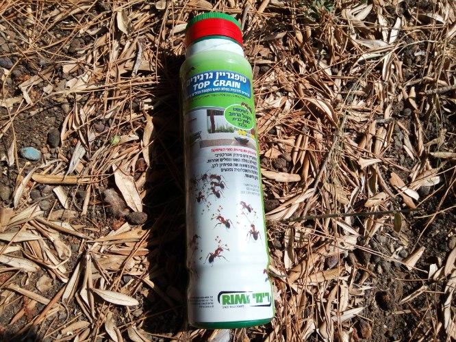 פיתיון ג'ל גדול לנמלים 500 גרם