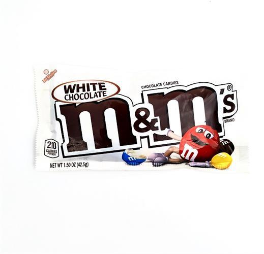 M&Ms White