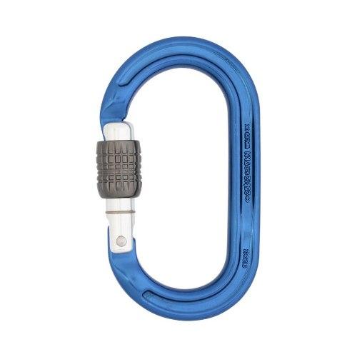 טבעת תבריג - DMM Screwgate כחול