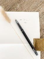 עט מחיק 0.38 - שחור
