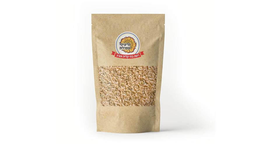 אורז מלא 500 גרם