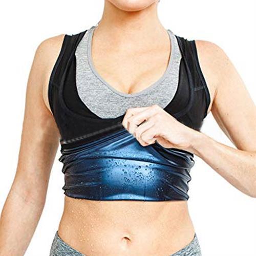 חליפת סאונה אופנתית להזעה מהירה ואיבוד קלוריות מהיר