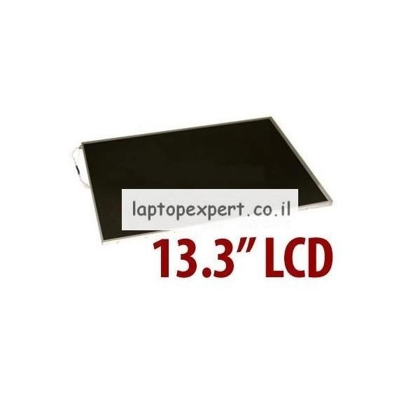 החלפת מסך למחשב נייד אל.גי Lg E300 / E310 13.3 Laptop Screen WXGA