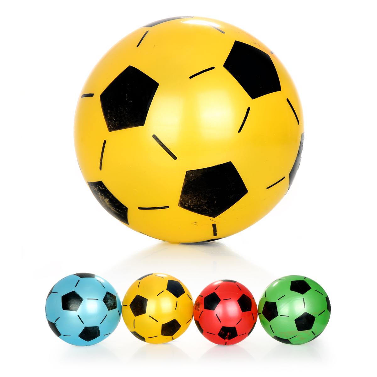 כדור PVC כדורגל מטאלי