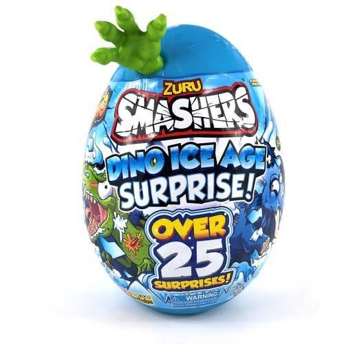 סמאשרס ביצה גדולה- יותר מ-25 הפתעות