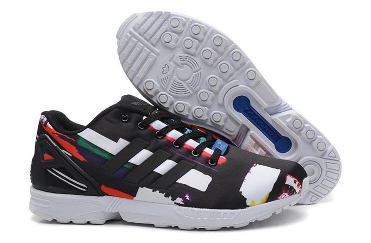 נעלי ספורט אדידס ZX FLUX שחור