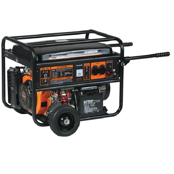גנרטור שקט Karnaf-Lutian 6500W
