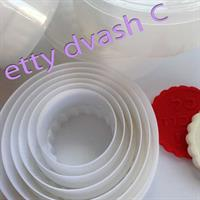 ROUND COOKIE CUTTERS