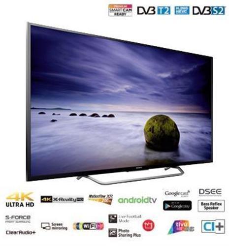 טלוויזיה Sony KD55XD7005BAEP 4K 55 אינטש סוני