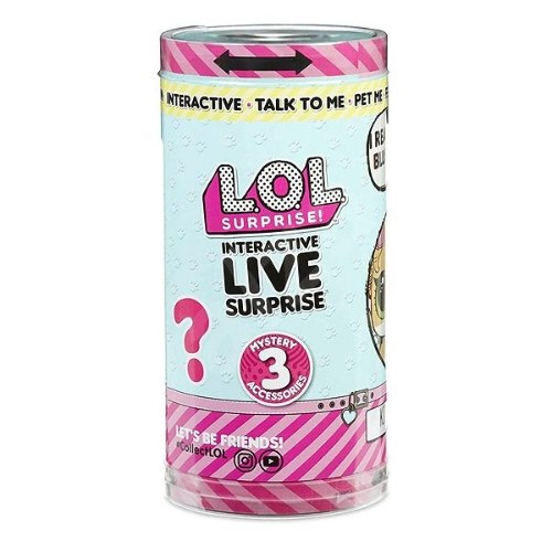 LOL Interactive Live Surprise Animals  בהפתעה
