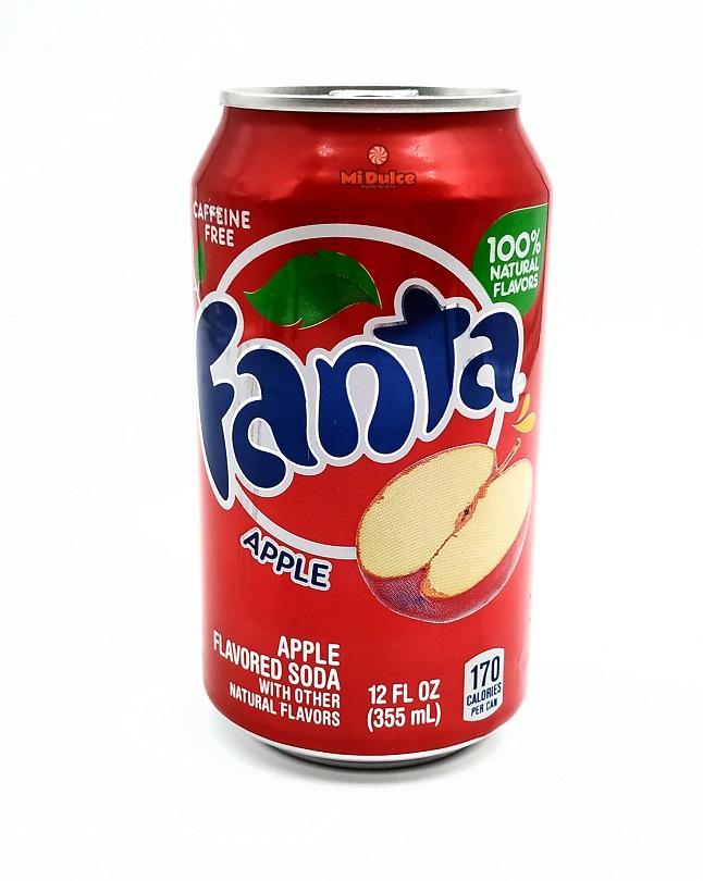 פאנטה תפוח אדום