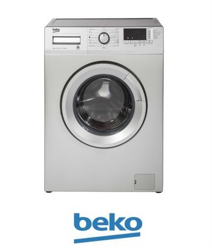 """beko מכונת כביסה 6 ק""""ג 1000 סל""""ד דגם: WTV-6411BS"""