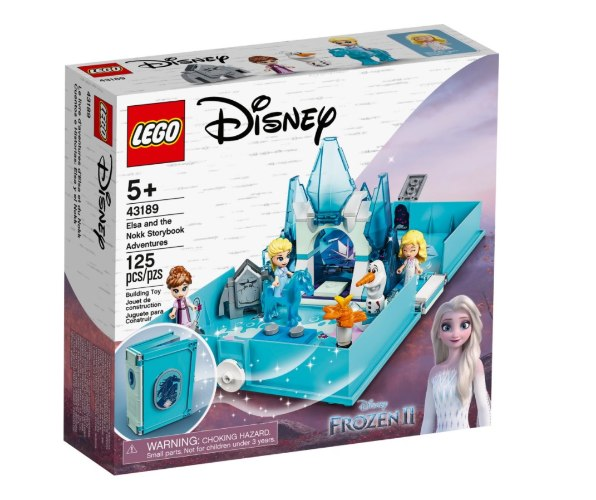 Lego Disney 43189