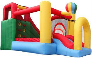 מתקן קפיצה מתנפח פארק ילדים - D3036 - Kids Park מבית Jumpy Jump העולמית