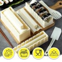 תבניות להכנת סושי - לסושי מושלם בבית